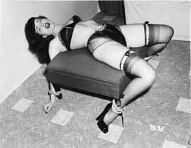 Bettie page bondage photo remarkable, the
