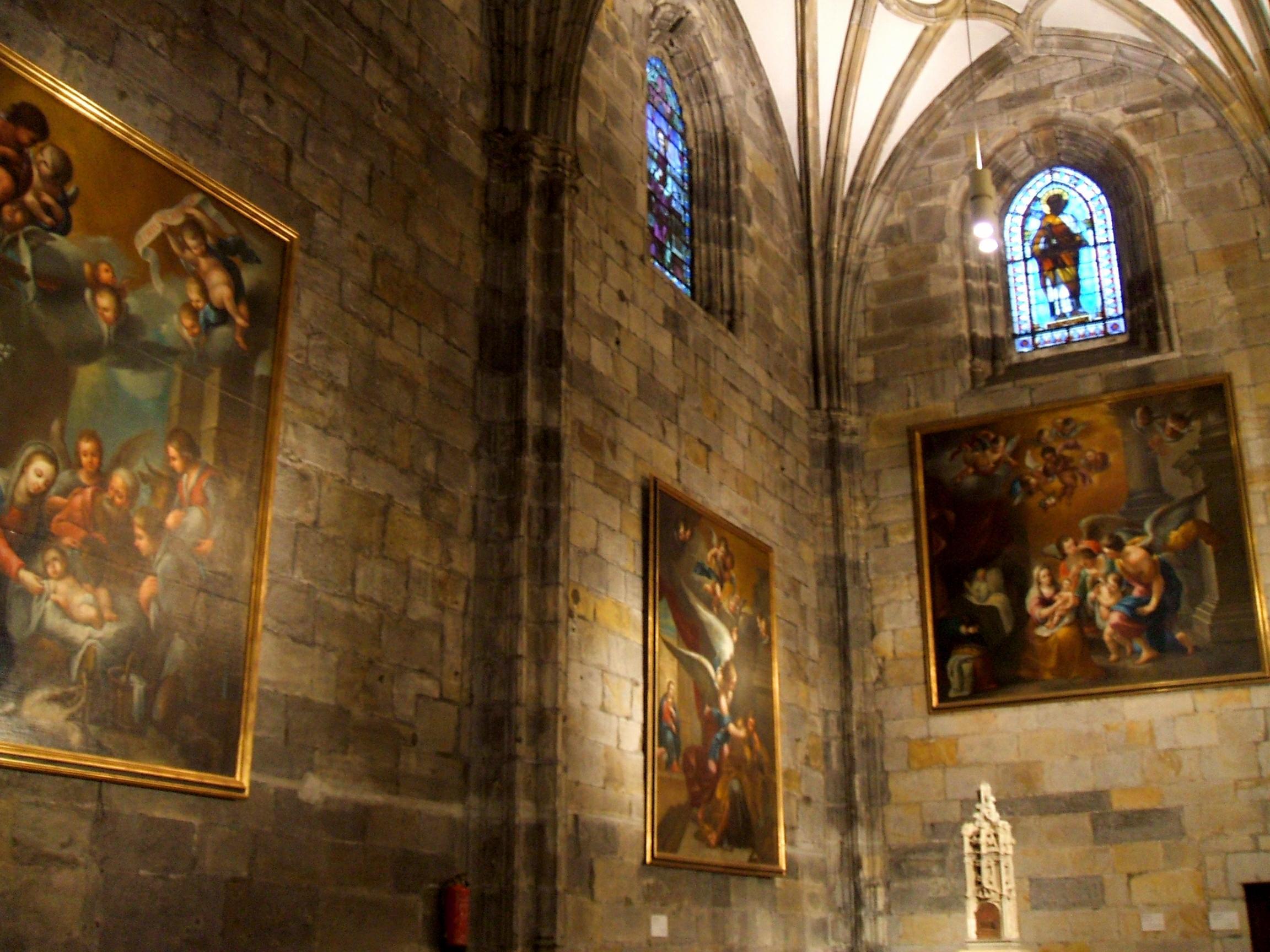 File:Bilbao - Basilica de Begoña 10.JPG - Wikimedia Commons