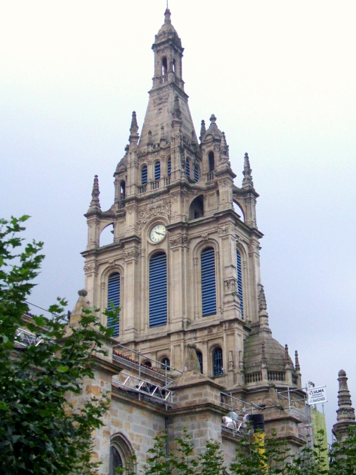 File:Bilbao - Basilica de Begoña 12.JPG - Wikimedia Commons