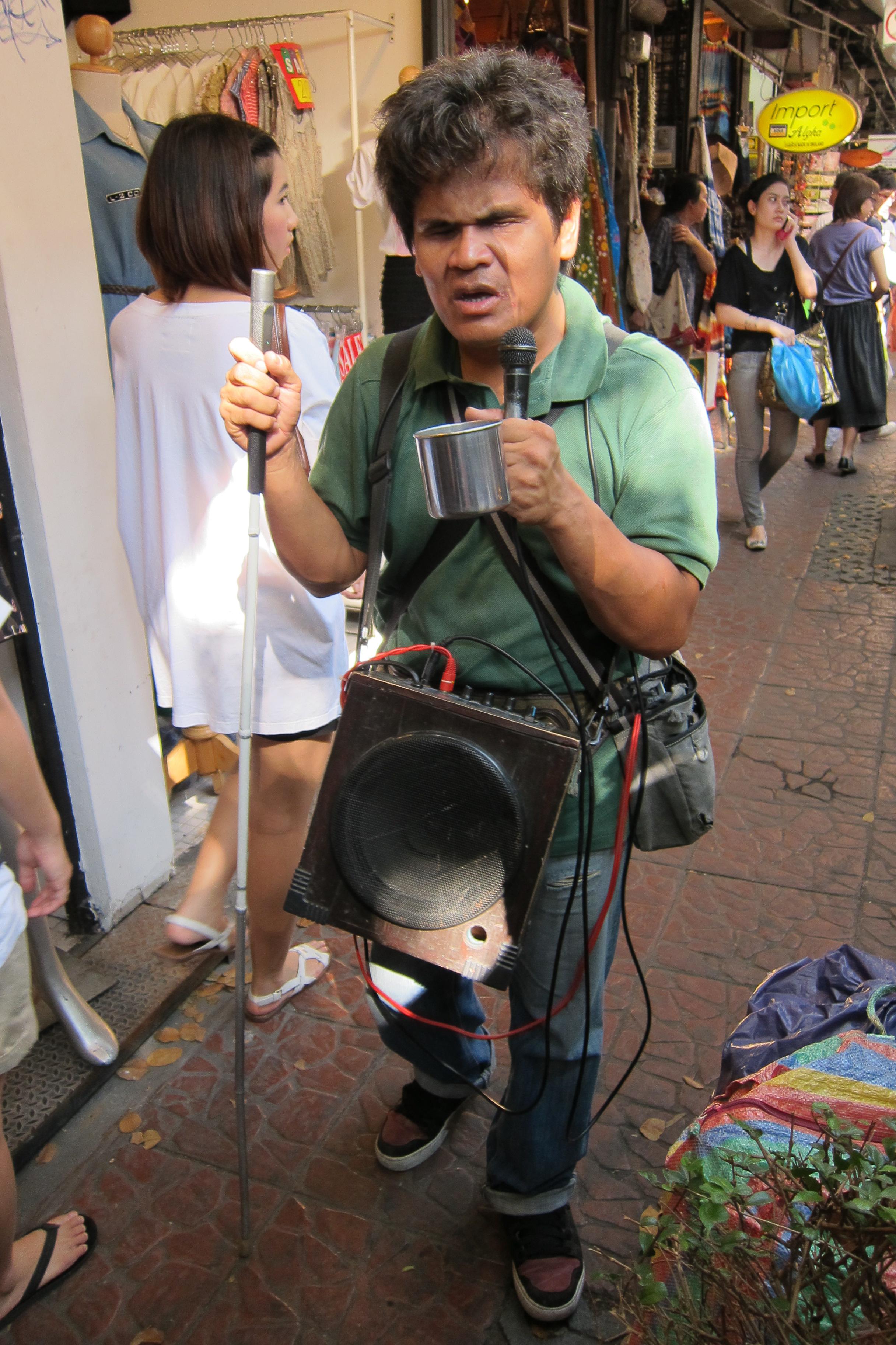 Image result for beggar thailand