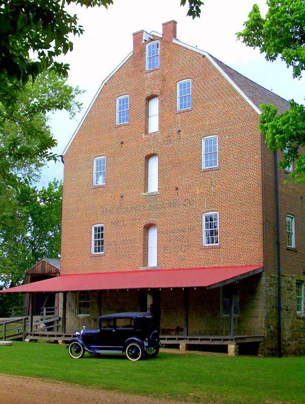 Bollinger Mill State Historic Site Wikipedia