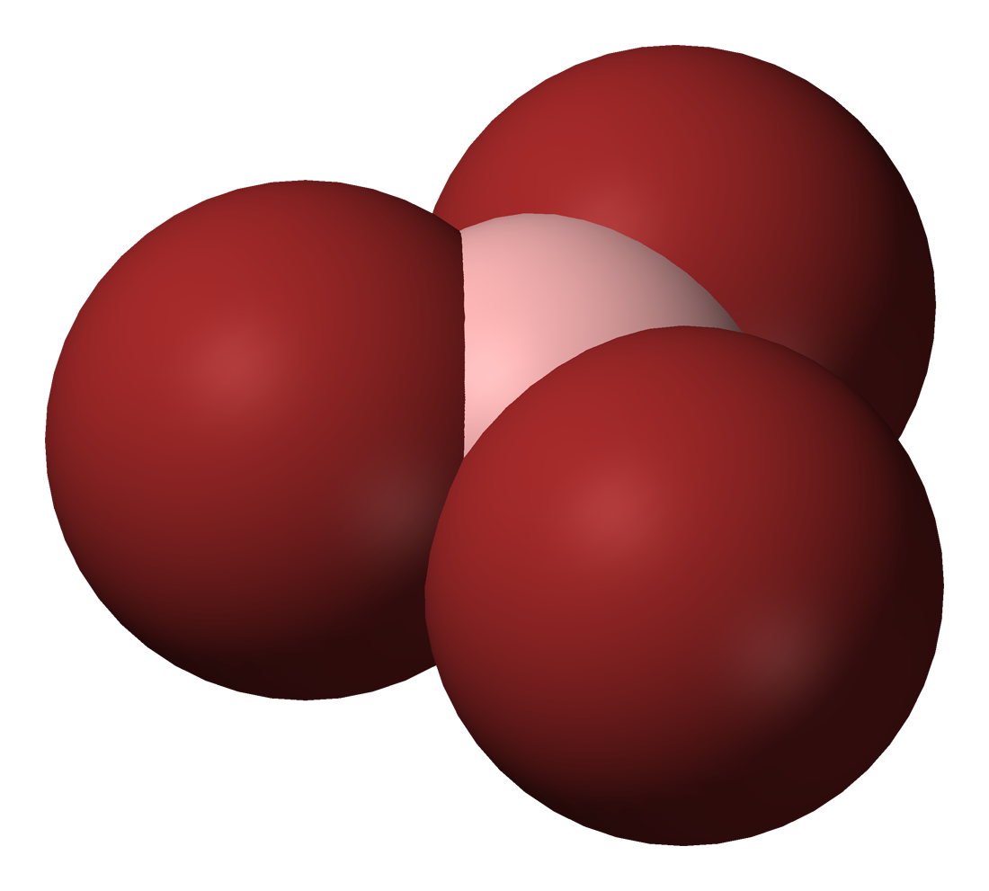 Boron tribromide - Wikipedia