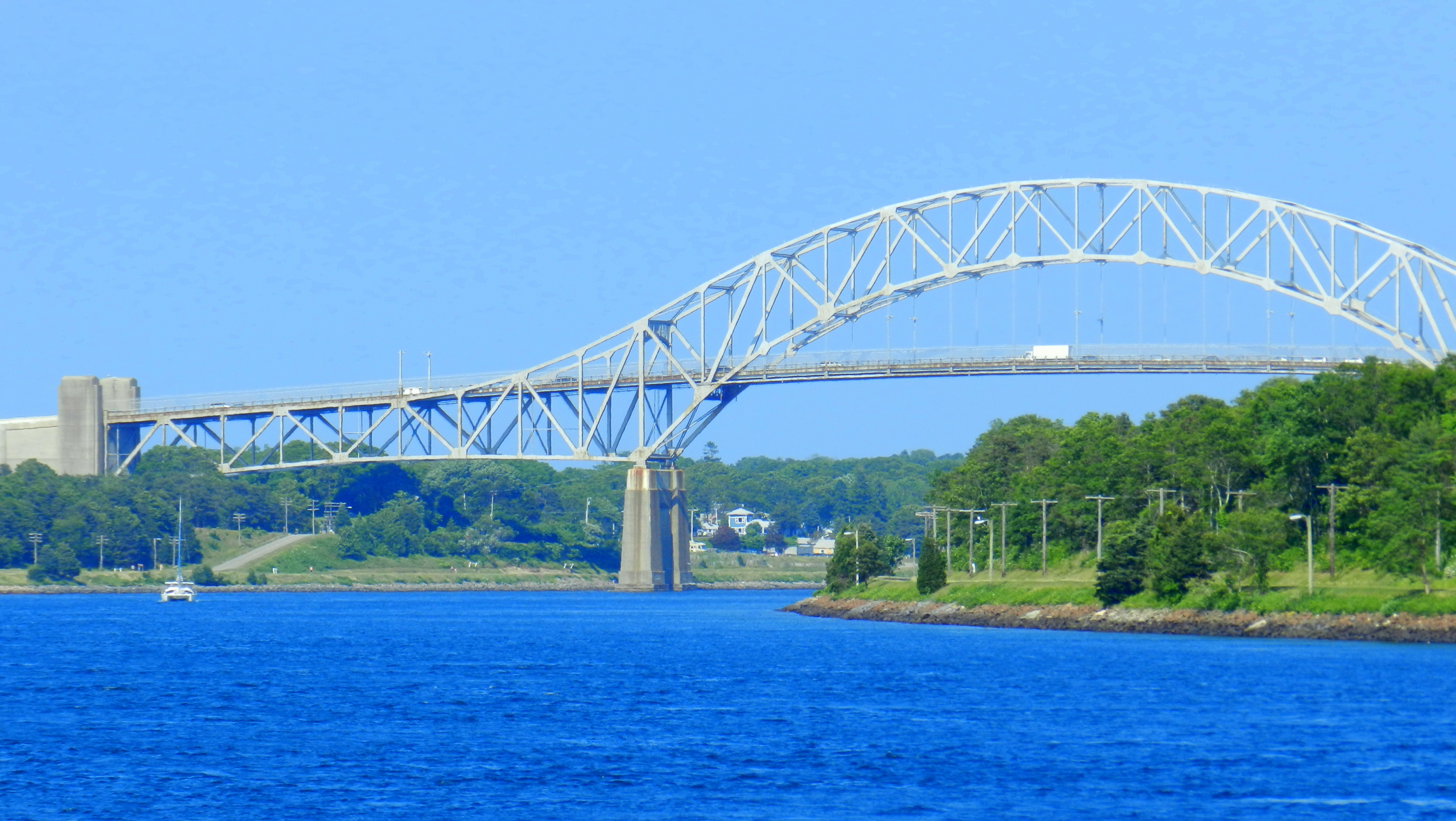 File Bourne Bridge Cape Cod Jpg Wikimedia Commons