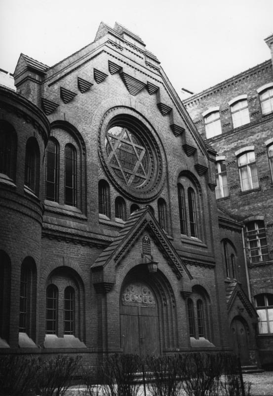 datei bundesarchiv b 145 bild p094010 berlin synagoge in der pestalozzistra wikipedia. Black Bedroom Furniture Sets. Home Design Ideas