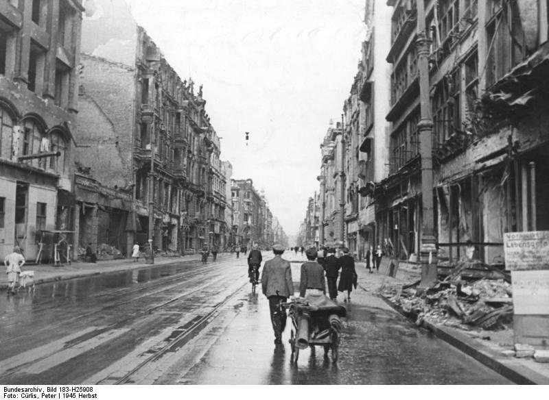 Fotos Aus Der Nachkriegszeit Seite 2 Berlin