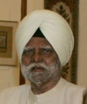 Buta Singh Indian politician