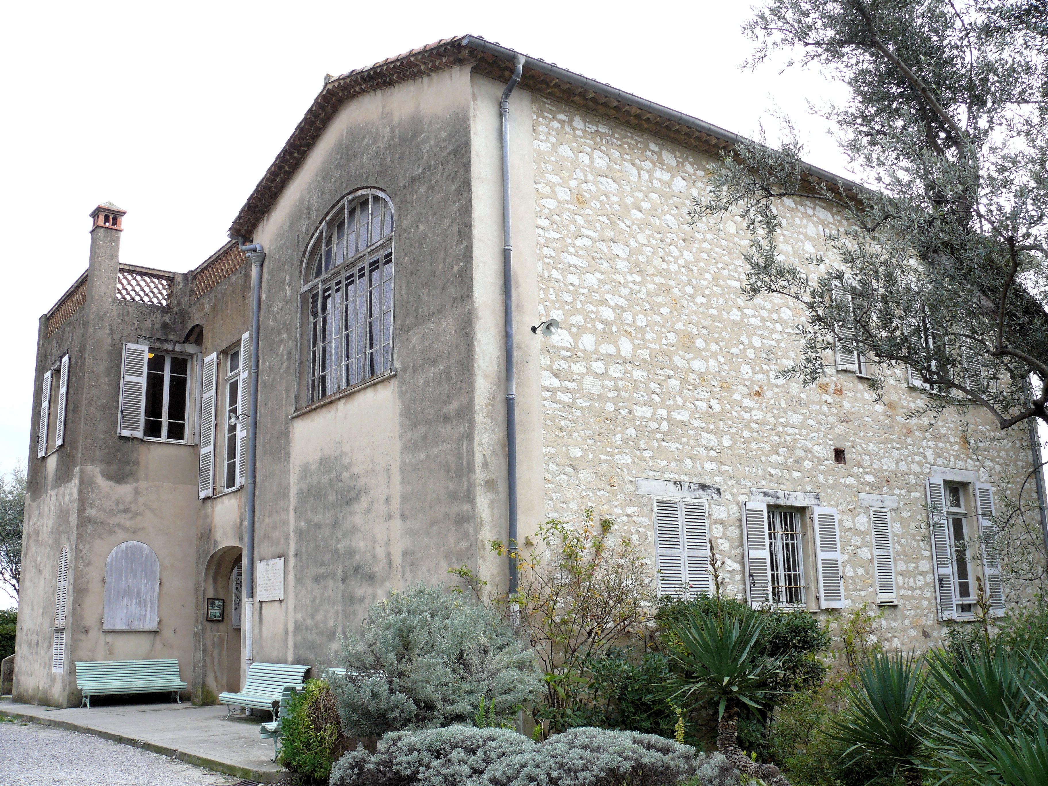 Villa Renoir Cagnes Sur Mer