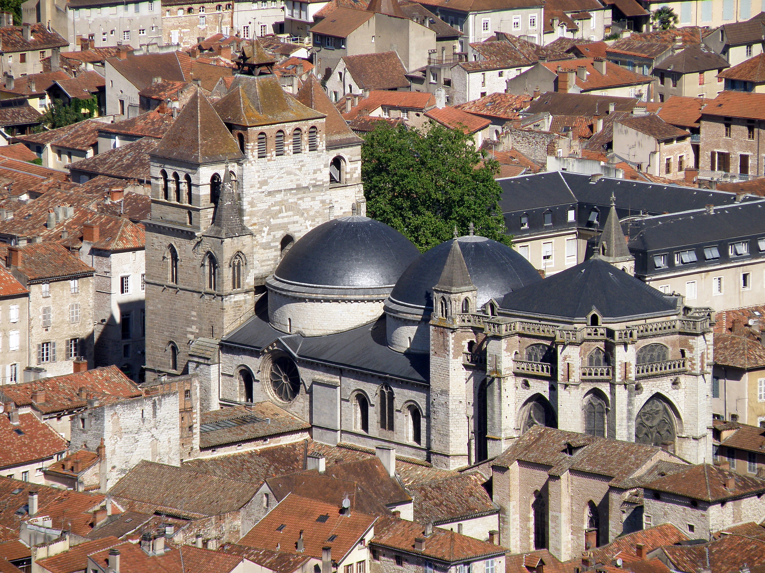 Cath drale saint tienne de cahors wikiwand - Cathedrale saint etienne de cahors ...