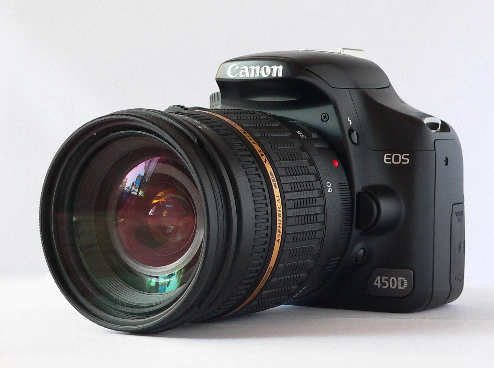 Camara fotos canon eos 450d 87