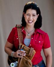 Carmen De La Paz TV personality
