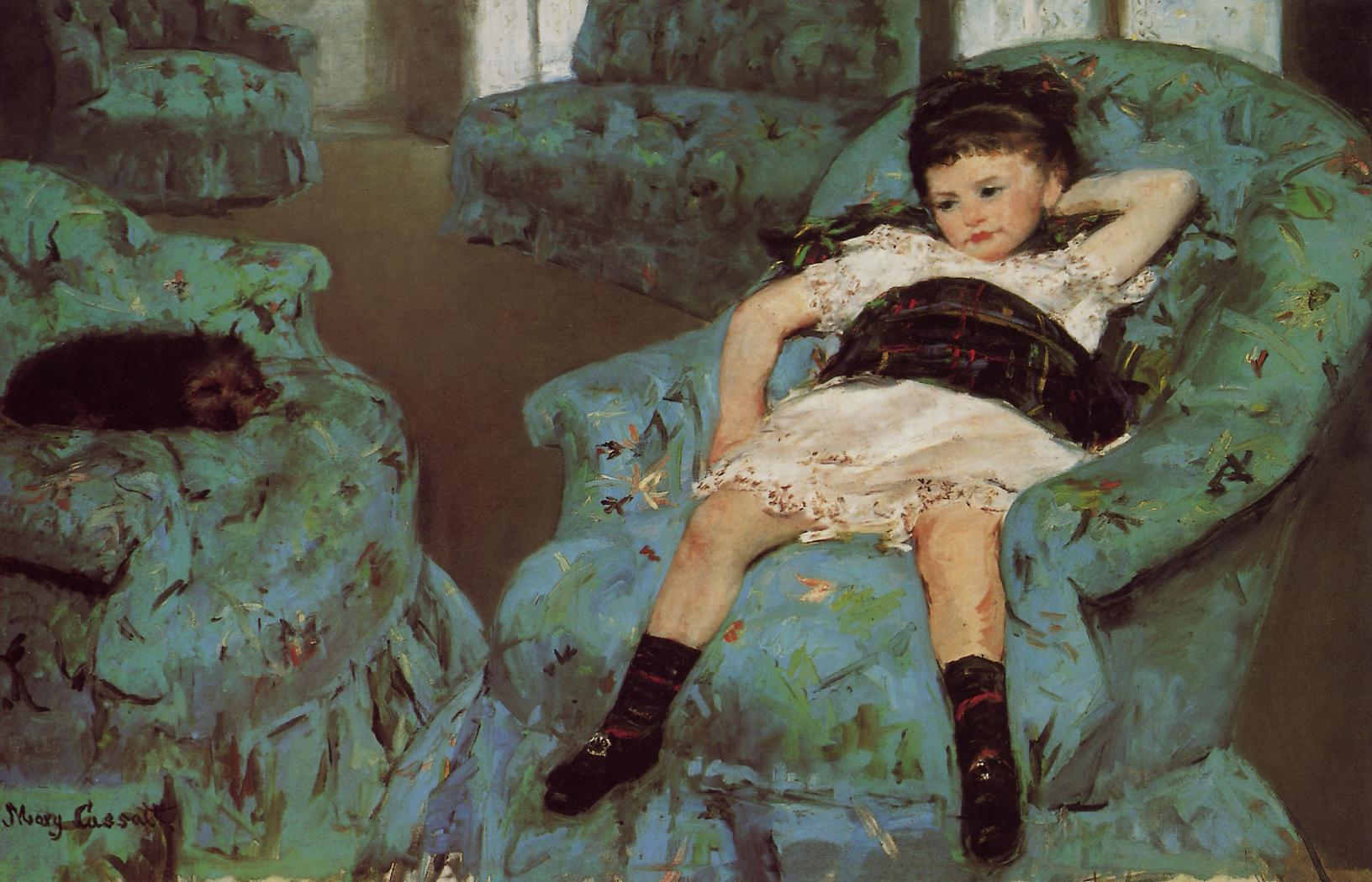 American Girl  In  Murphy Bed