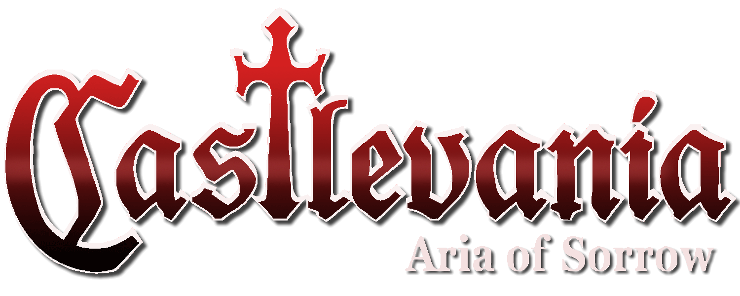 FileCastlevania Aria Of Sorrow Logo