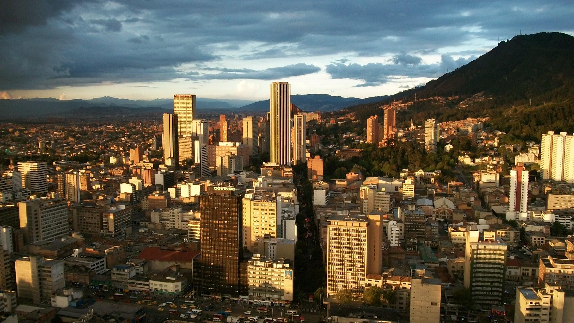 Upptäck Bogota
