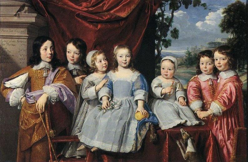 Отношение к детству в средние века