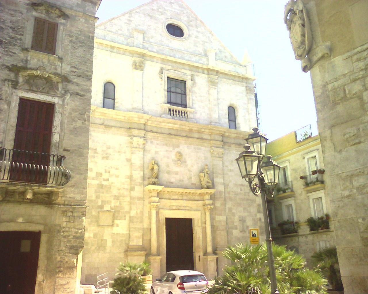 Chiesa Di Maria Santissima Annunziata Modugno Wikipedia