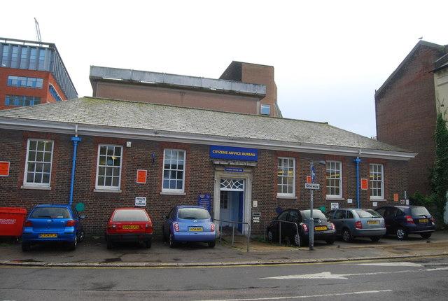 Citizens Advice Bureau, Cornwallis Terrace - geograph.org.uk - 1580844