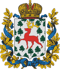 Coat of Arms of Siedlce gubernia (Russian empire).png
