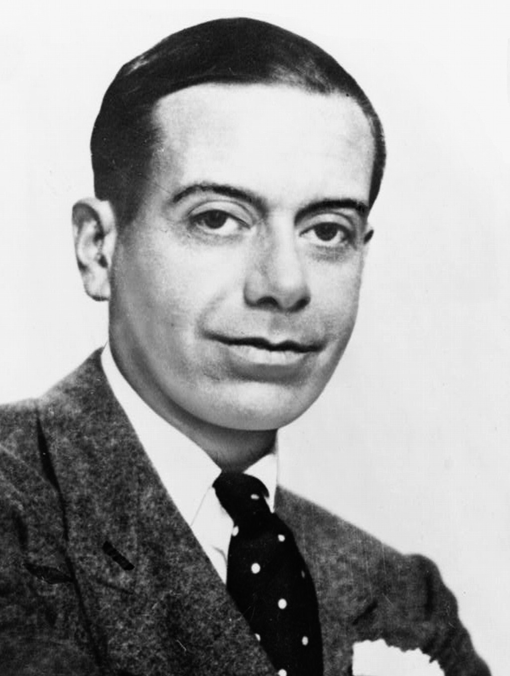 Depiction of Cole Porter