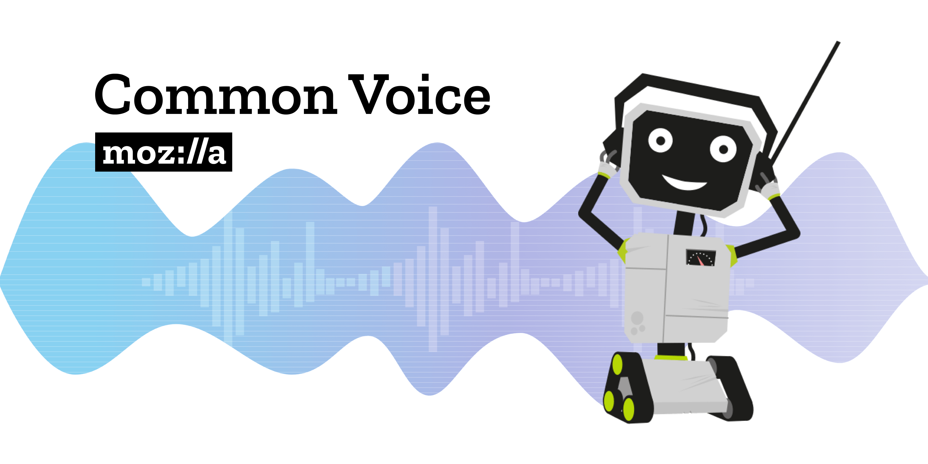 Mozilla Common Voice. Credit: Wikimedia Commons