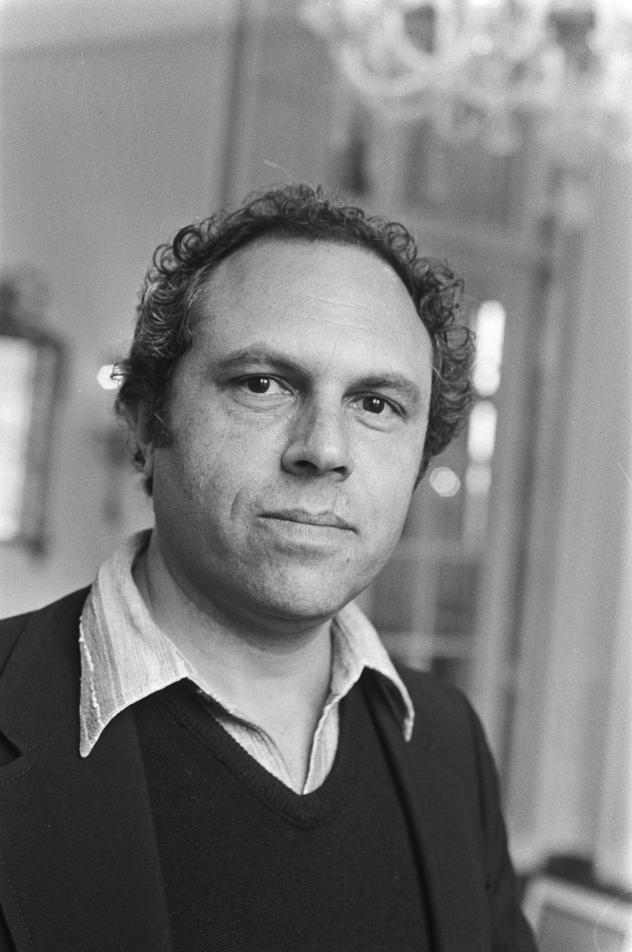 Componist Jacob Duckman kop, Bestanddeelnr 928-6256.jpg