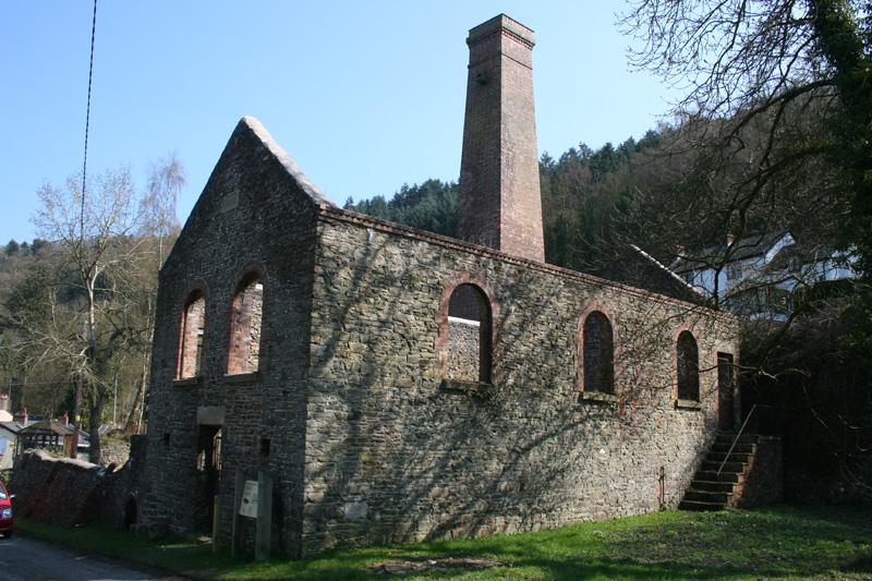Compressor House, Snailbeach