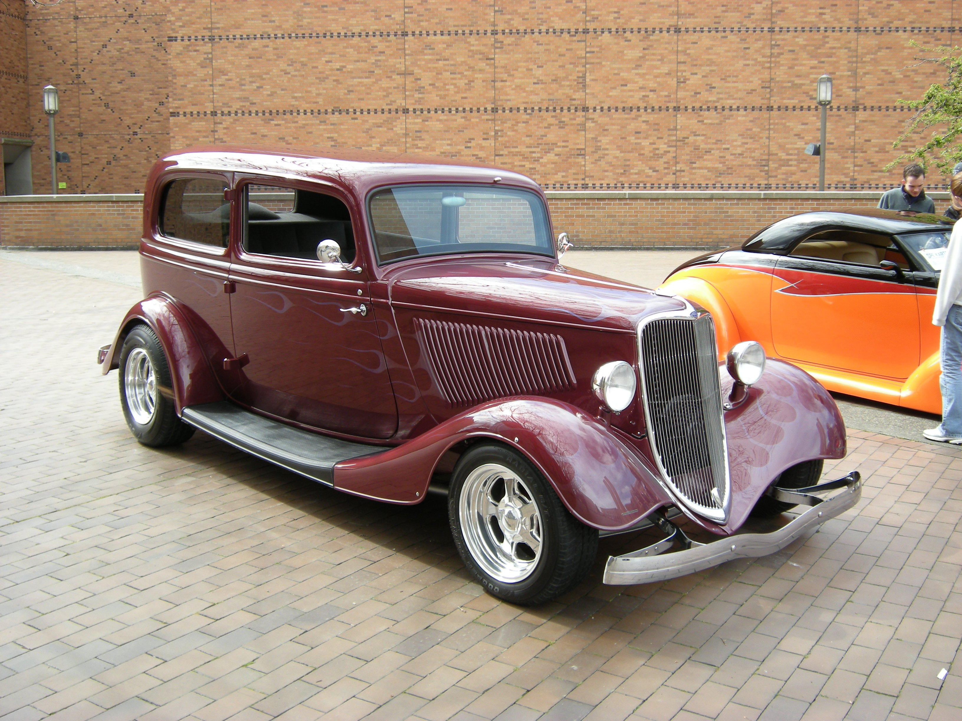 Old Cars Customized