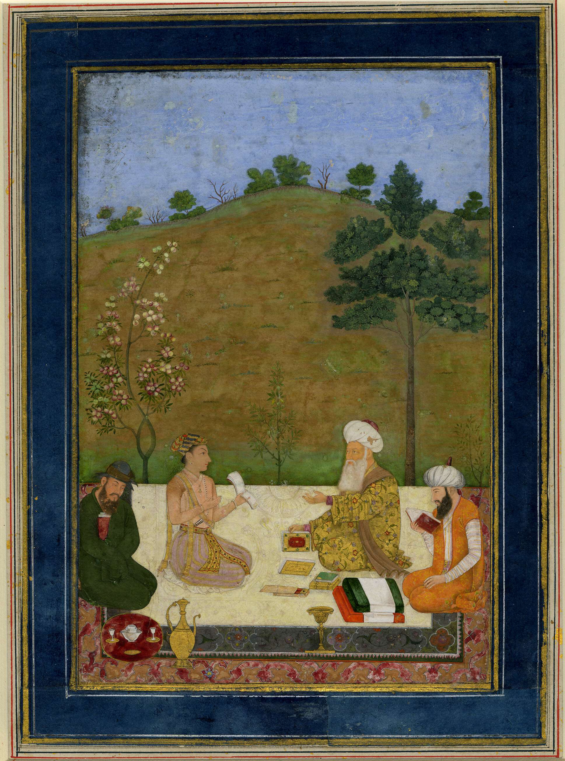 http://upload.wikimedia.org/wikipedia/commons/4/4c/D%C3%A1r%C3%A1_Shik%C3%BAh_with_three_sages_with_inscription.jpg
