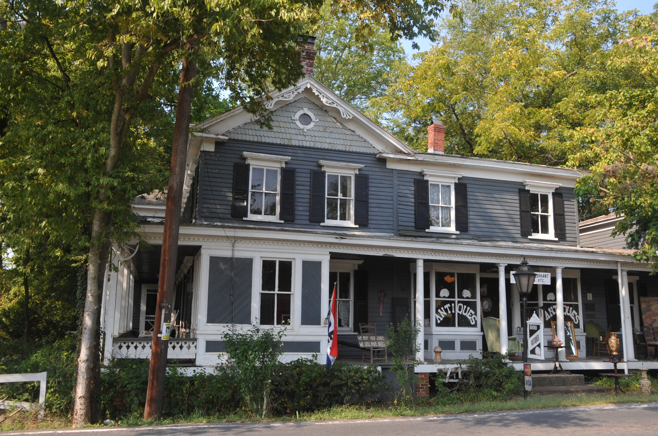 National Register Of Historic Places Listings In Prince