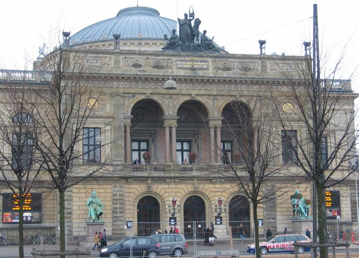 det kongelige teater netdate