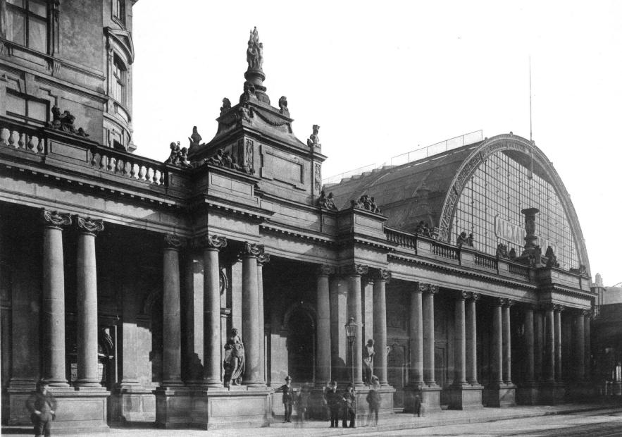 Blätter für Architektur und Kunsthandwerk, 1891, Tafel 55
