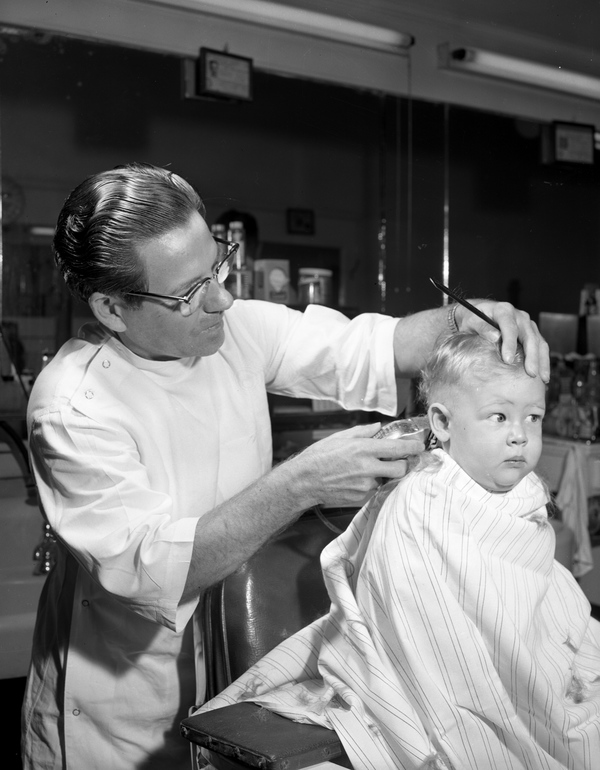 First haircut - Wikipedia