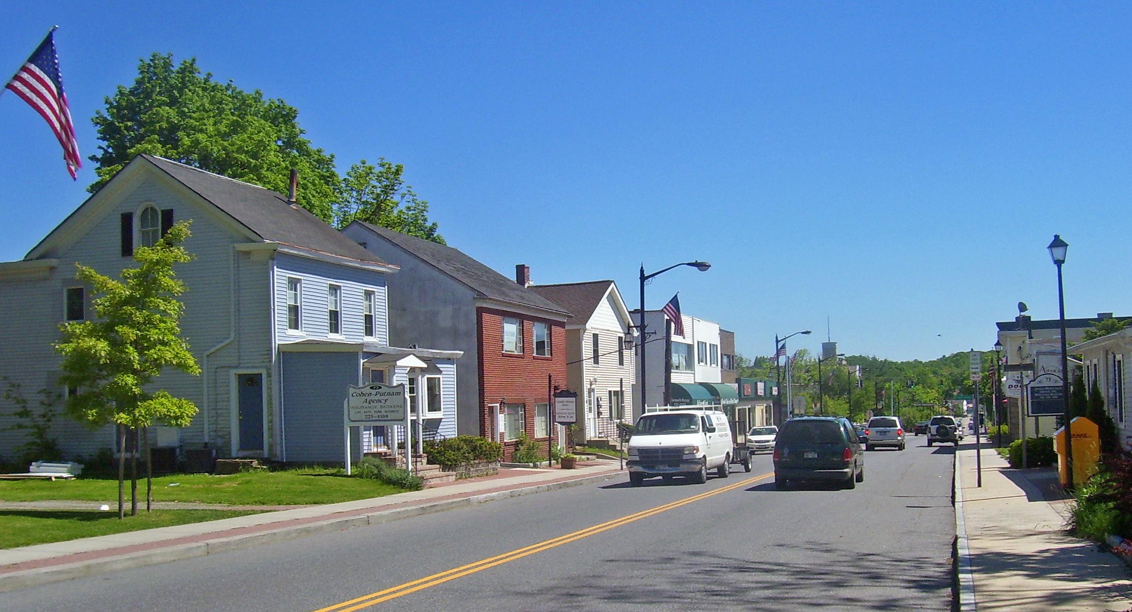 Spring Street Staten Island