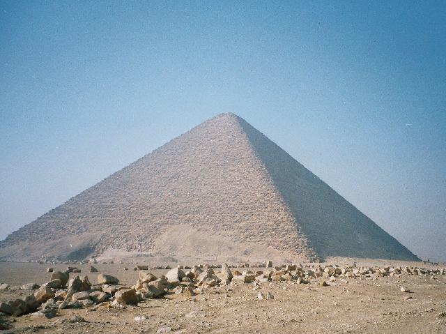 Египетские пирамиды: Egypt.Dashur.RedPyramid.01.jpg