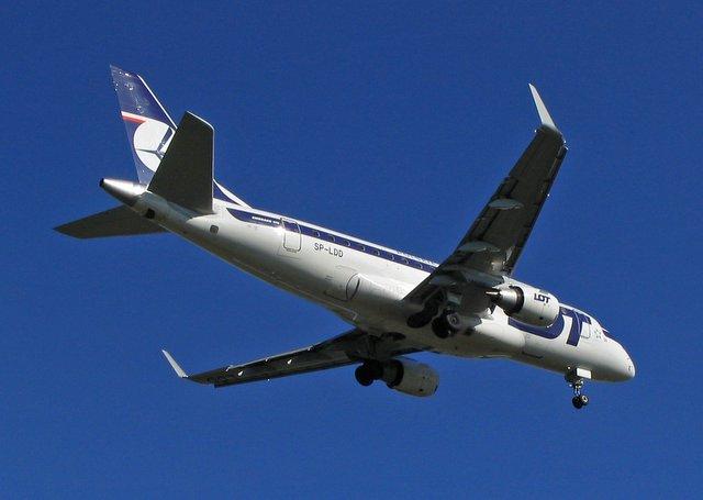 Zdjęcie samolotu