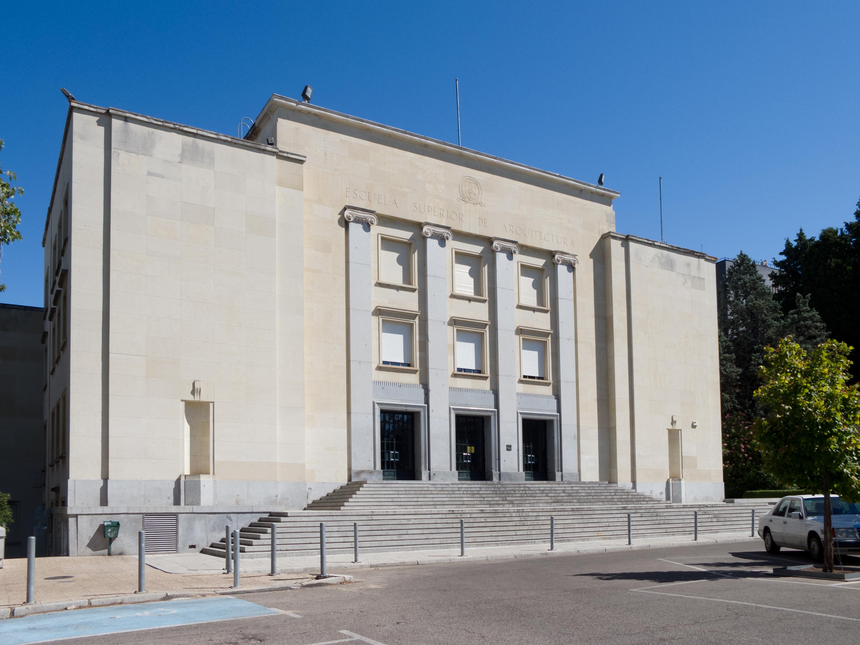 File escuela t cnica superior de arquitectura de madrid for 5 tecnicas de la arquitectura