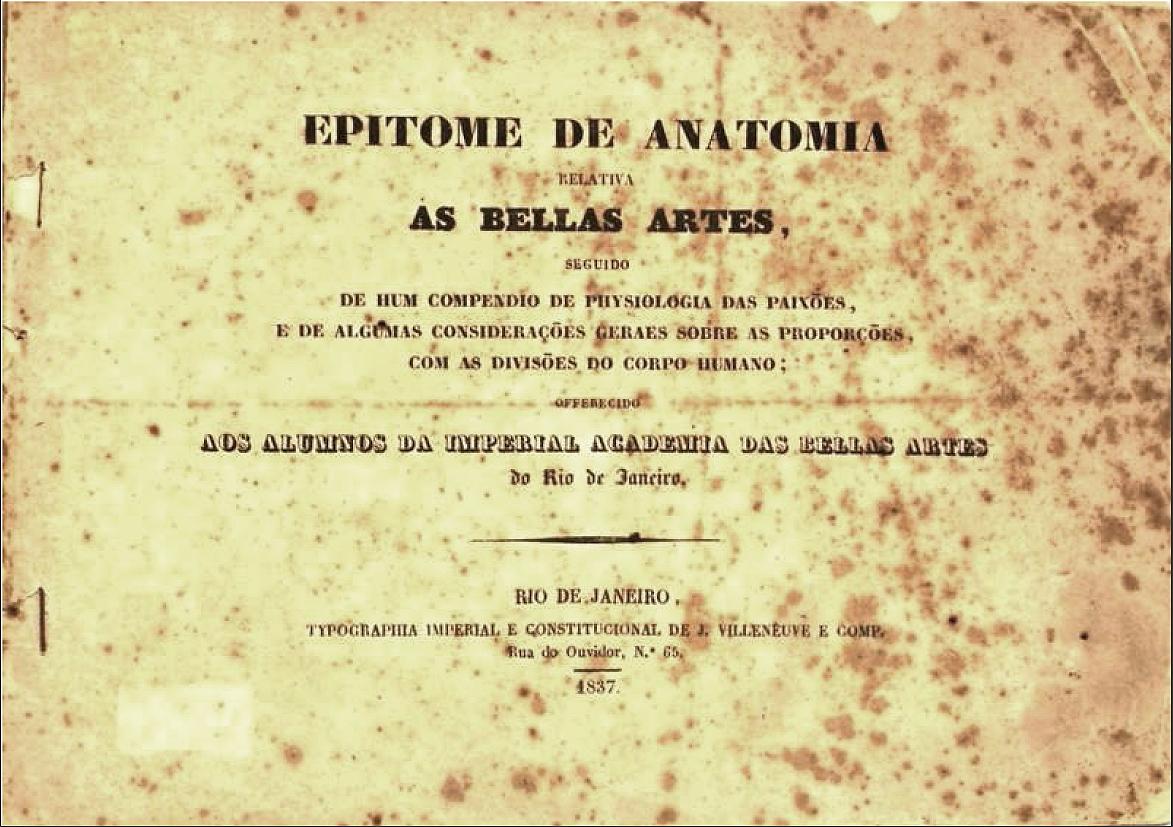 Archivo:Félix-Émile Taunay Epitome de Anatomia Relativa as Bellas ...