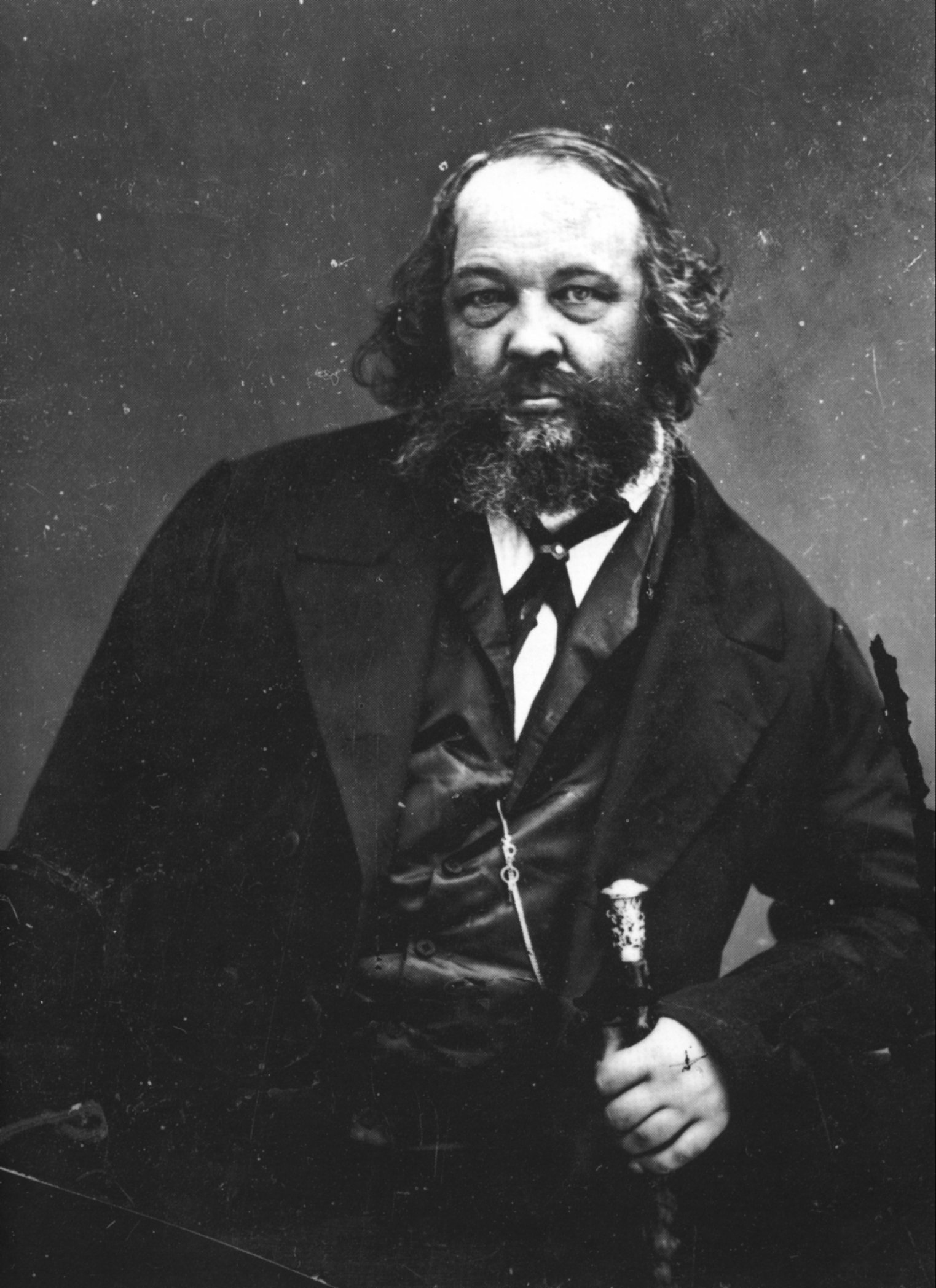 Félix Nadar 1820-1910 portraits Makhail Bakounine.jpg