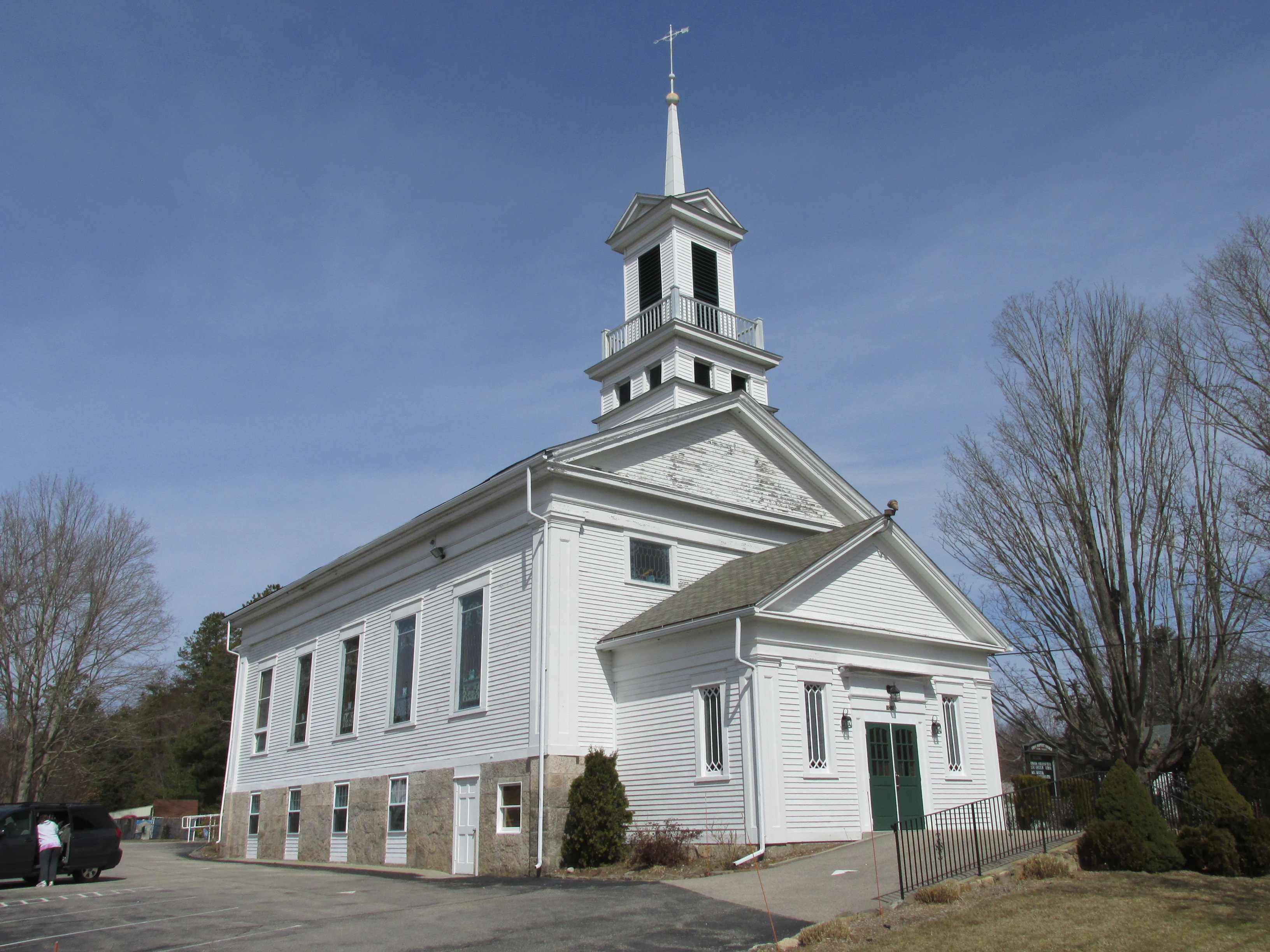 File First Baptist Church Hope Valley Wikimedia