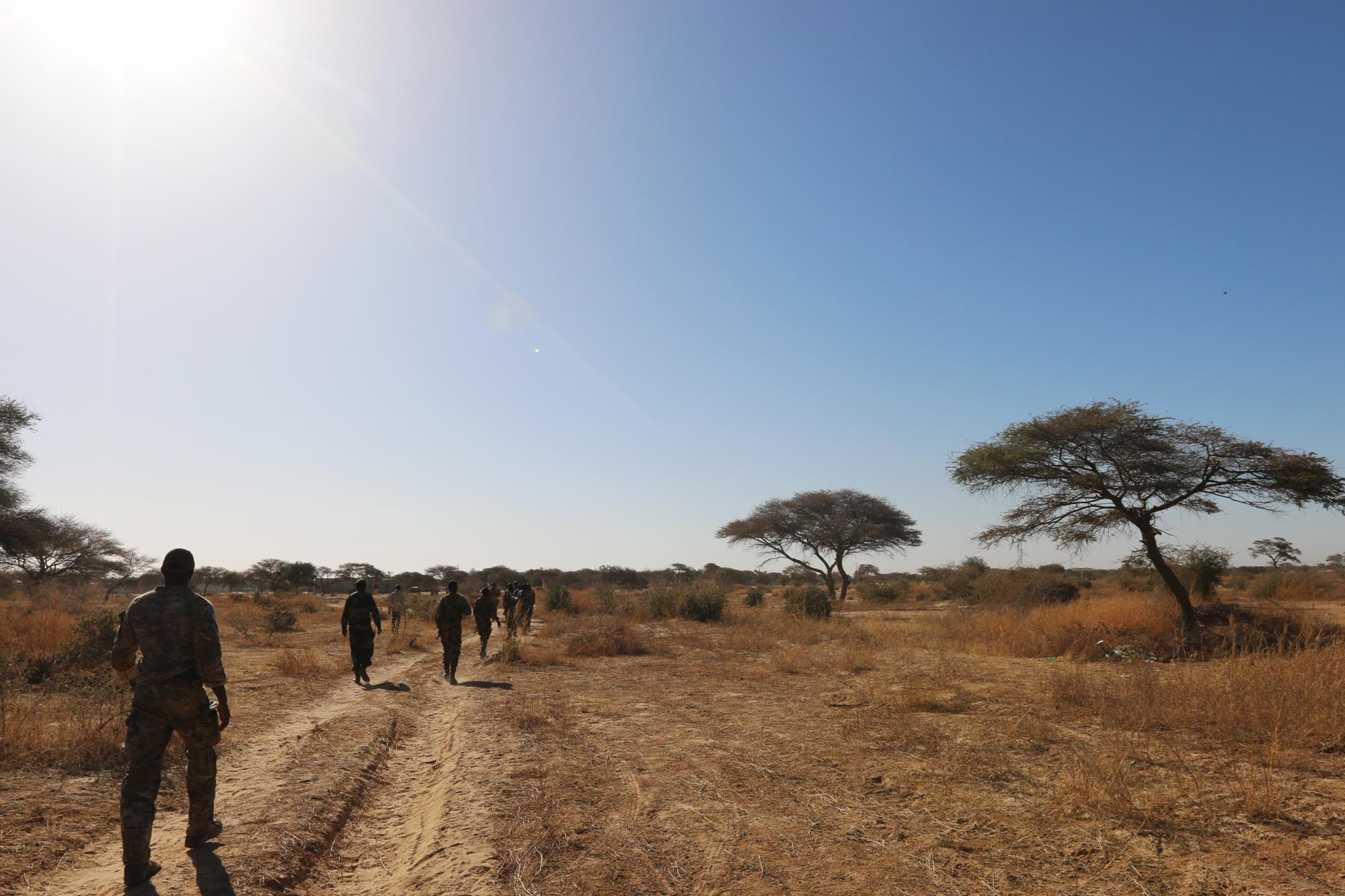 Italien will Soldaten nach Niger entsenden