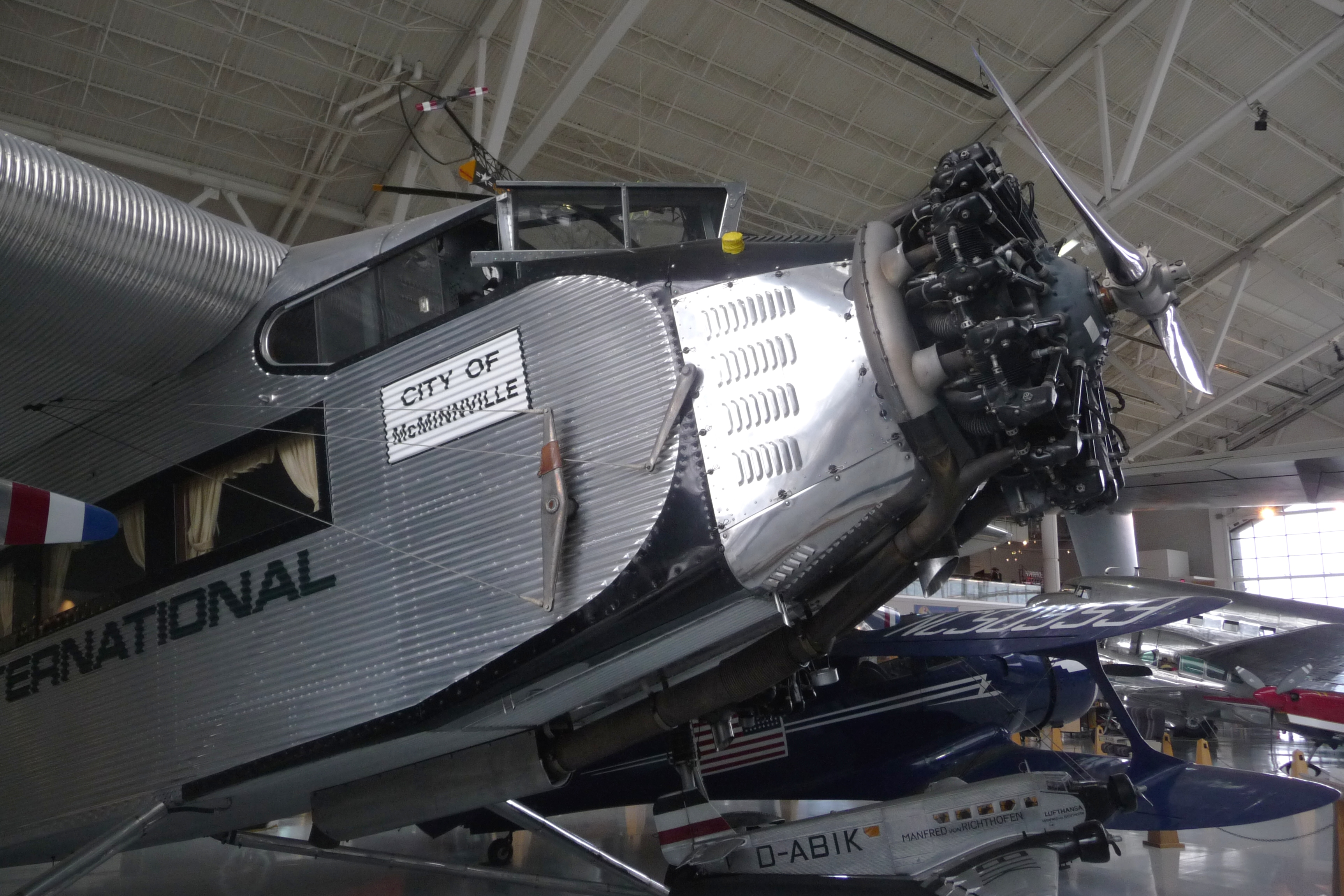 Ford San Diego >> File:Ford 5-AT-B - Tin Goose Ford 5-AT-B Tri-Motor Tin Goose, McMinnville, OR.jpg - Wikimedia ...
