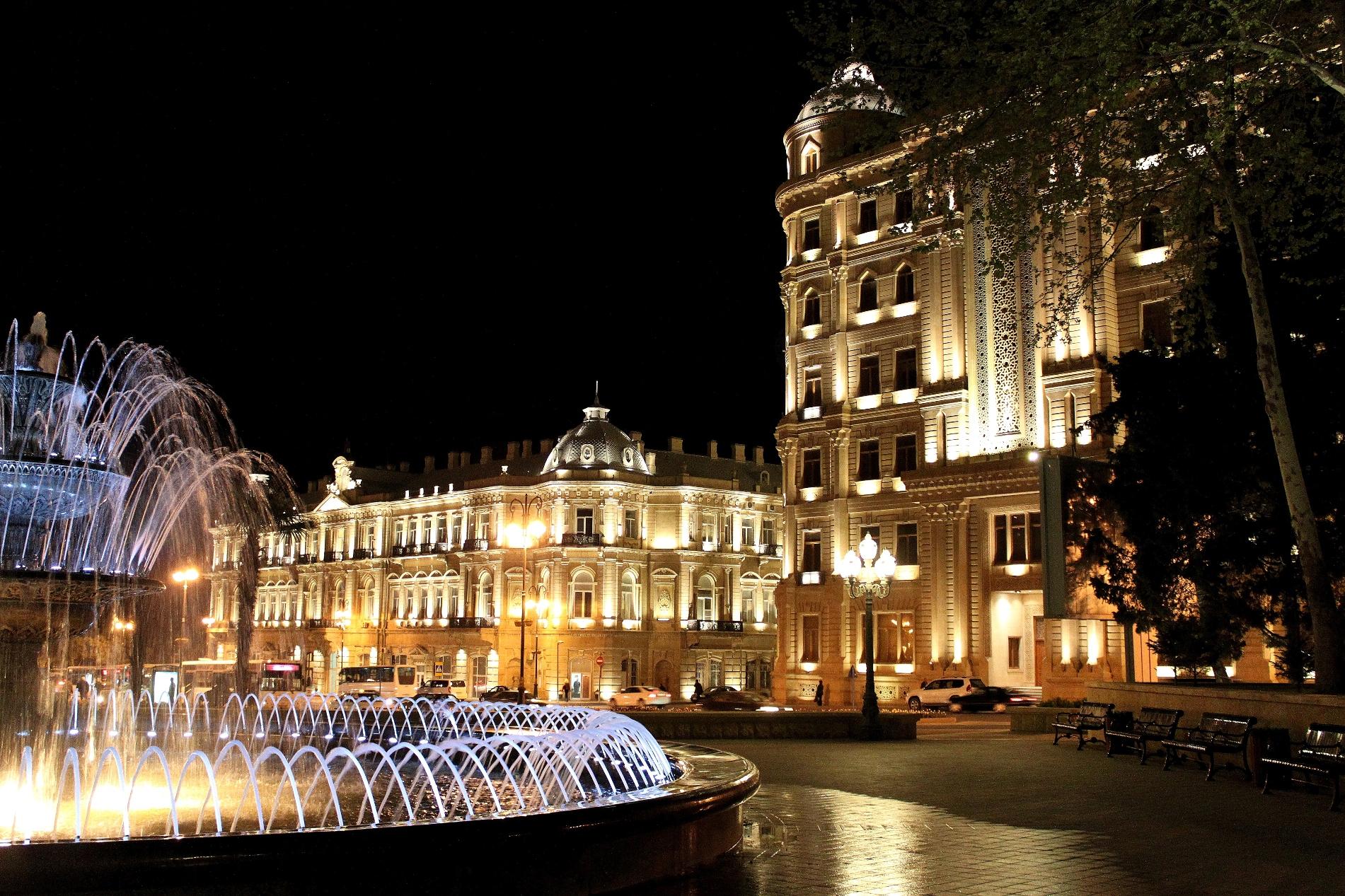 Best Hotels In Baku Azerbaijan