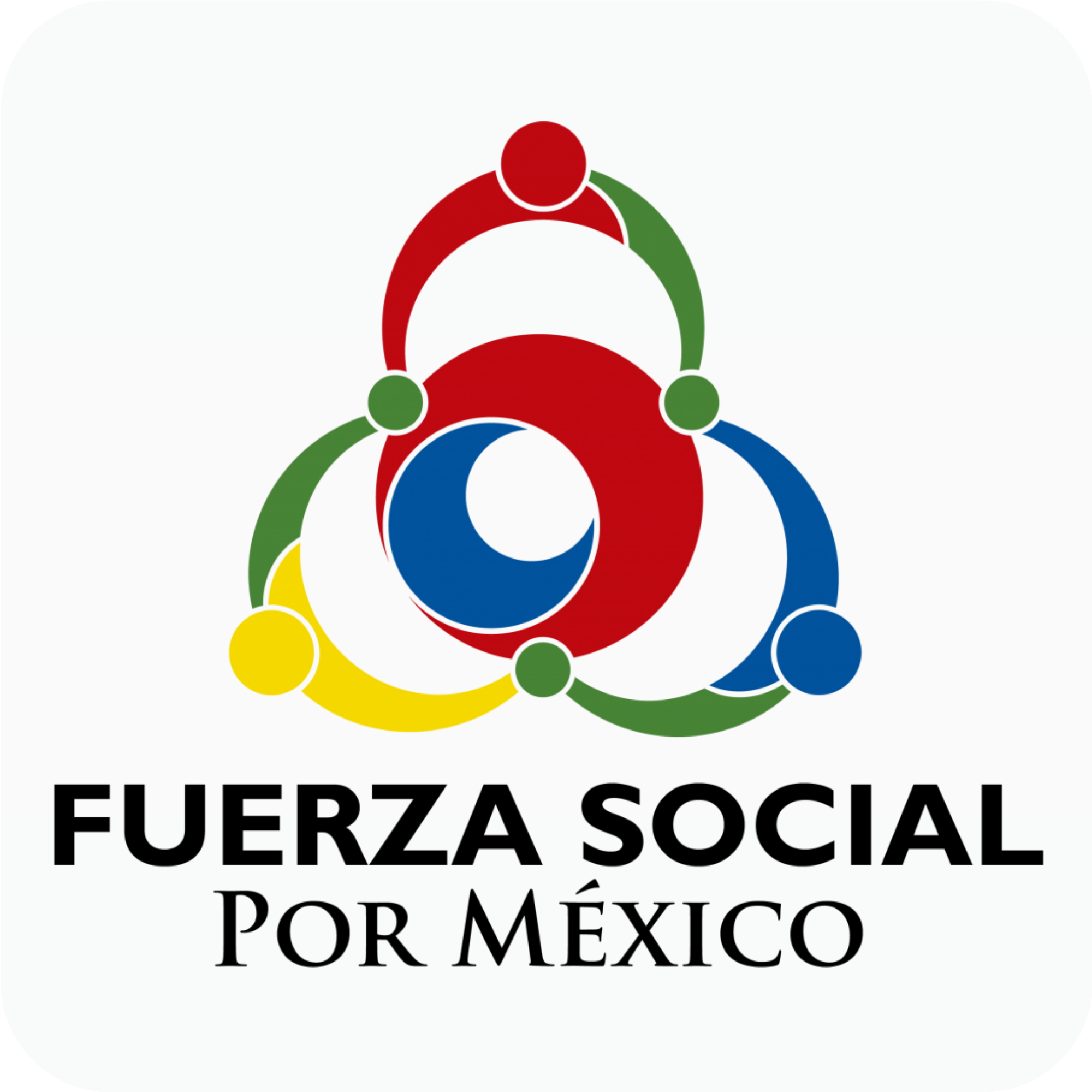 Archivo:Fuerza Social por México logo png.png - Wikipedia, la enciclopedia libre