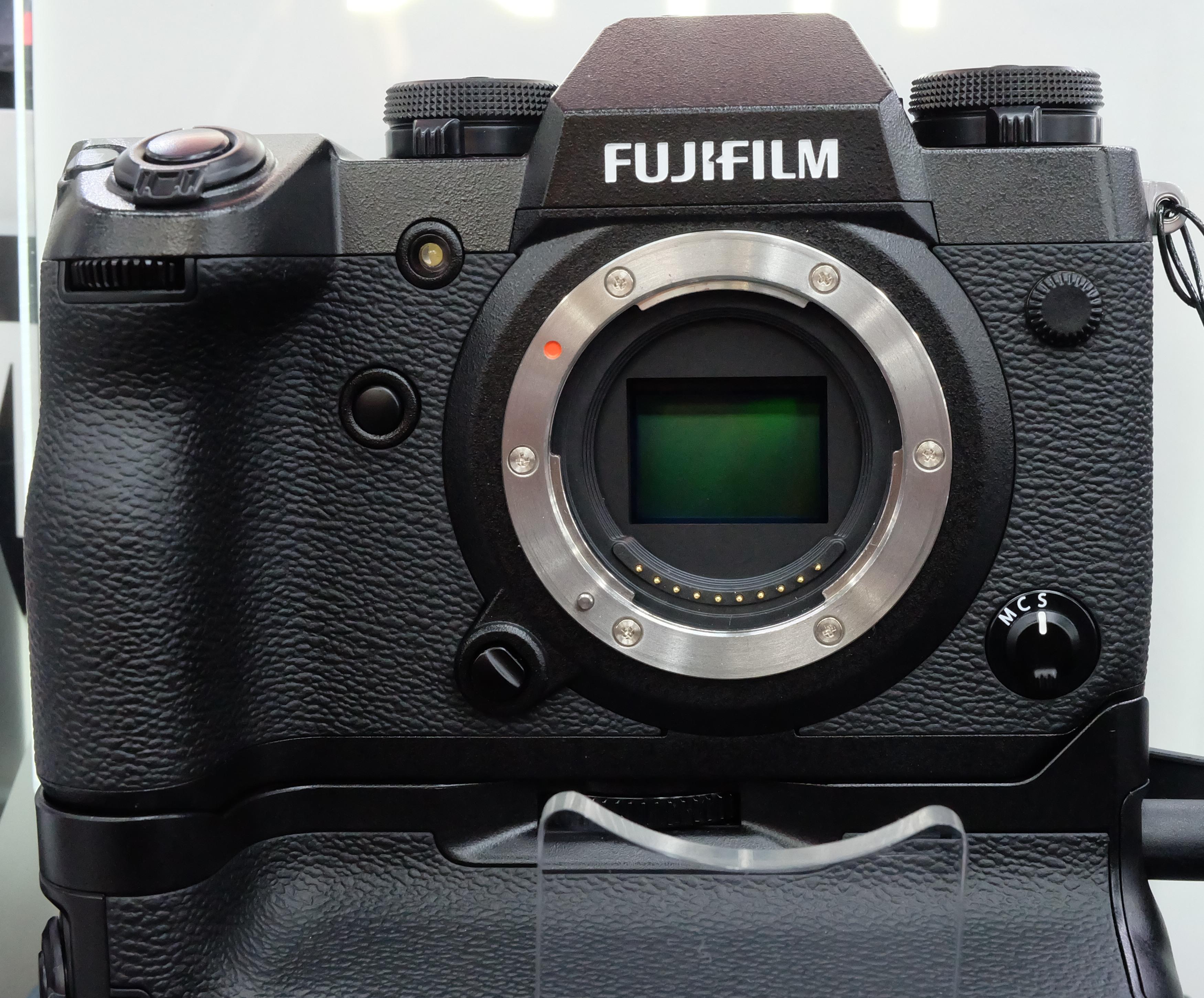 Fujifilm X series - Wikipedia