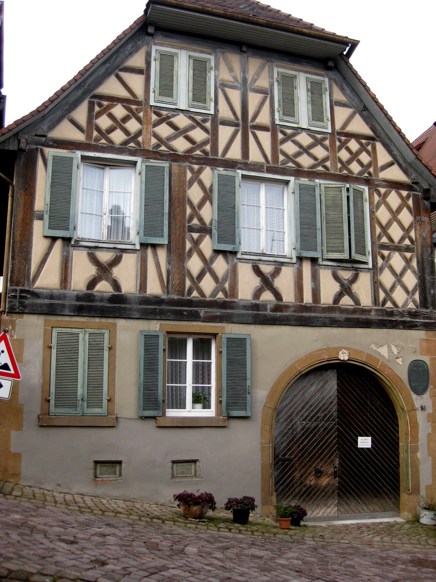 Geburtshaus von Dr. Johannes Gremper, Ettenheim (Baden-Württemberg).JPG