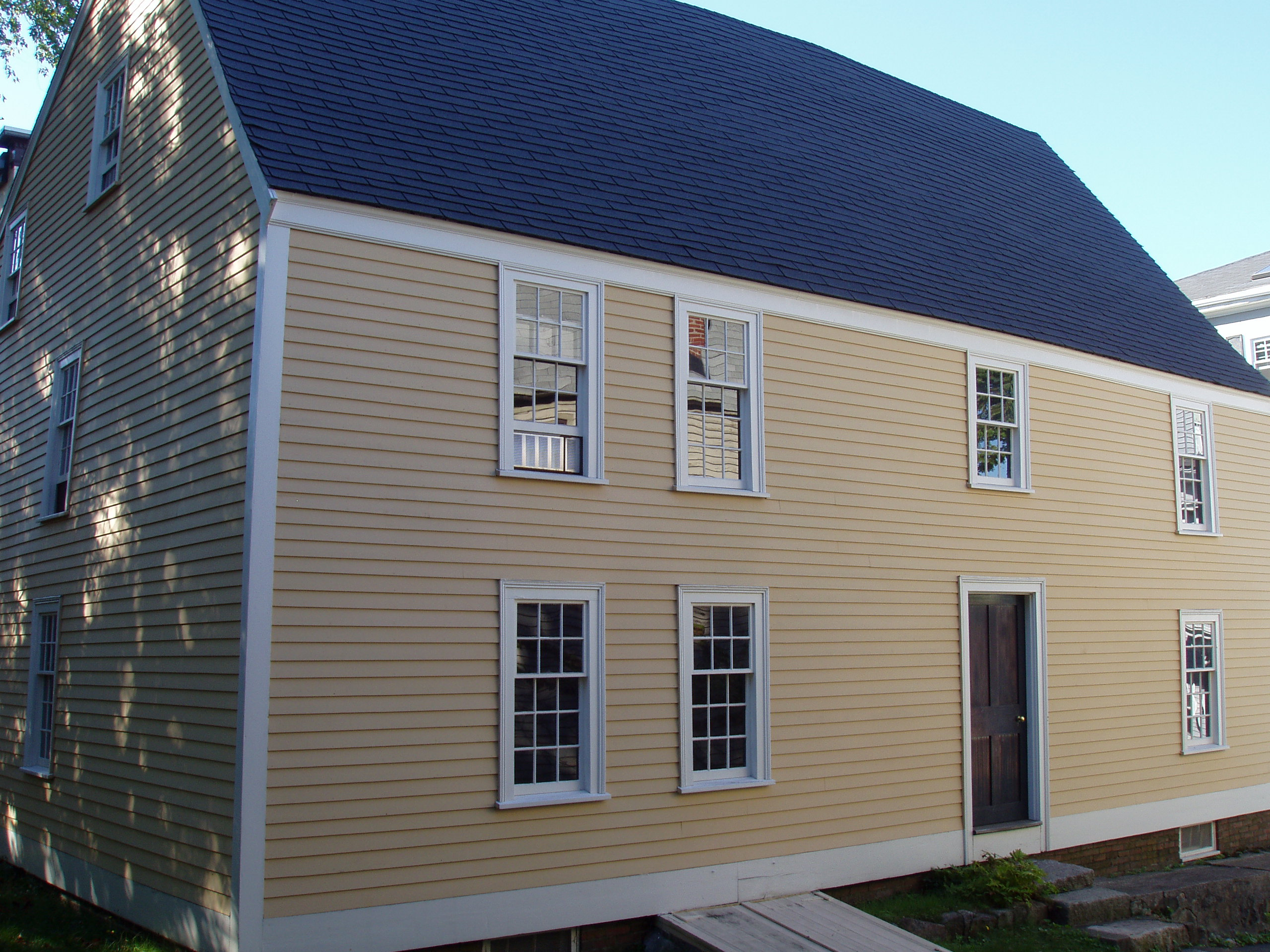 Description Gedney House (exterior) - Salem, Massachusetts.JPG
