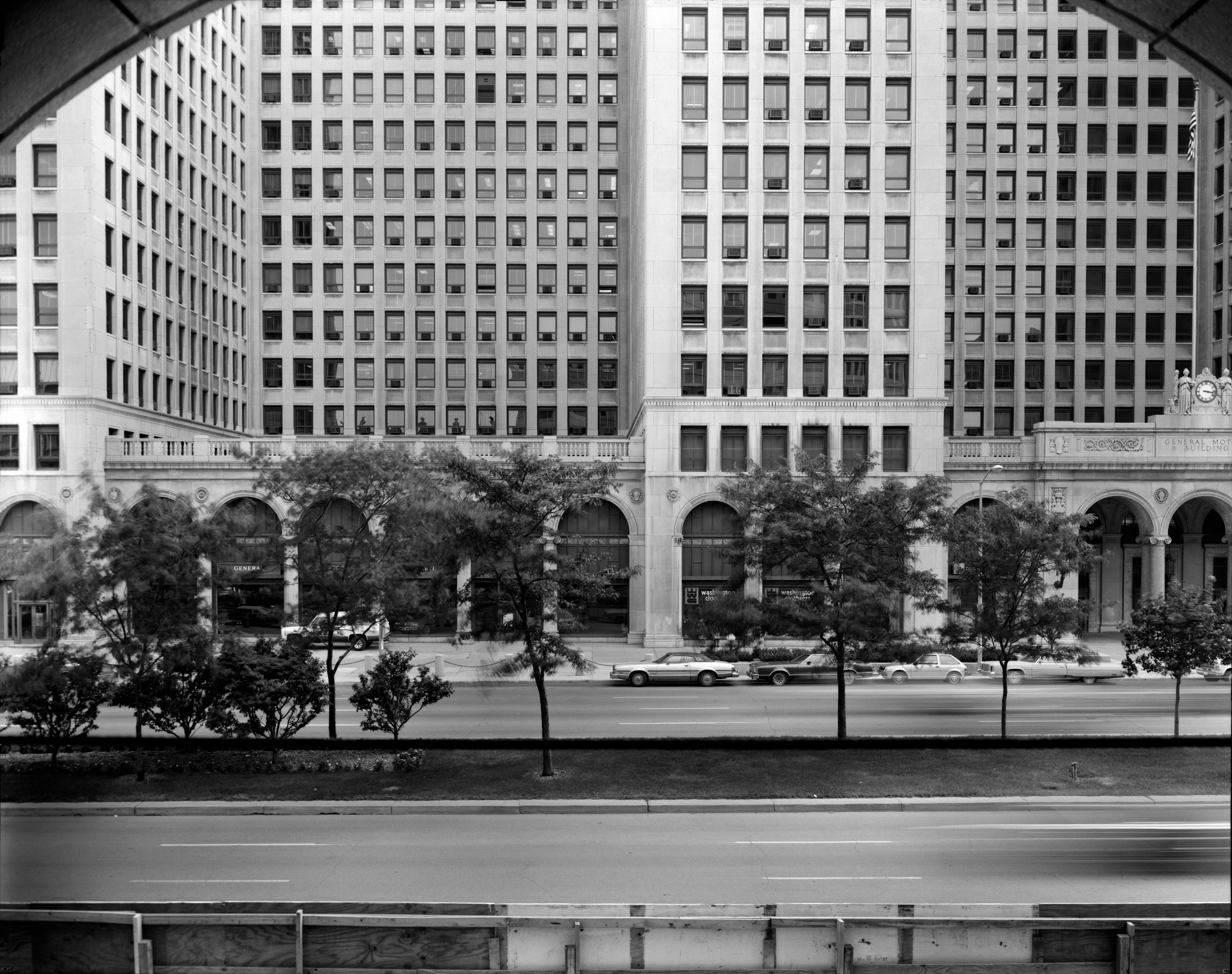 General motors building detroit for General motors stock history