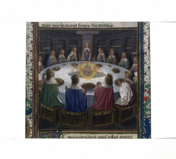 Chevaliers De La Table Ronde Wikip Dia