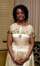 First lady of Zimbabwe; wife of Robert Mugabe