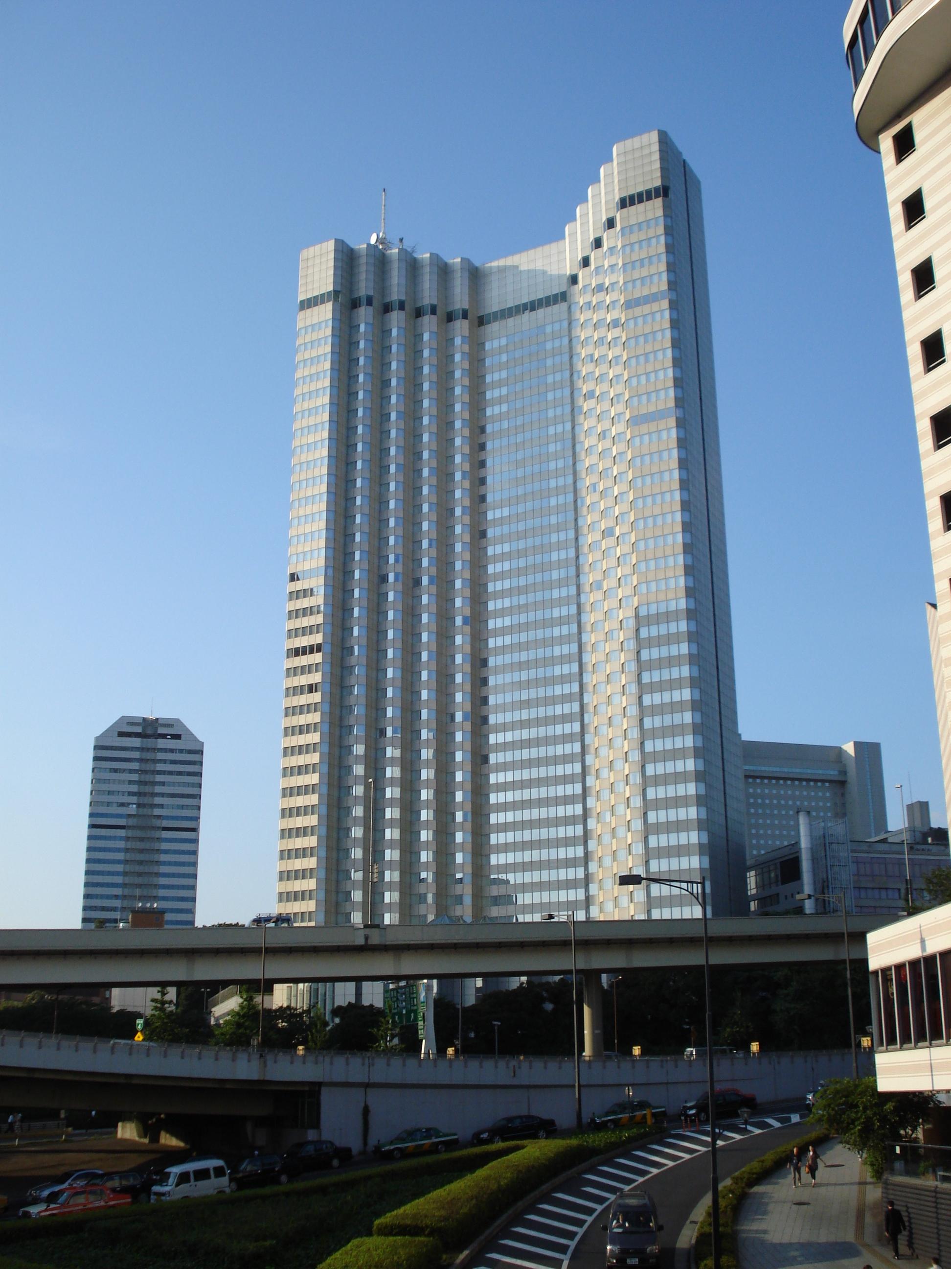 Grand Prince Hotel Restaurant Tokyo
