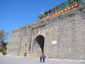 the First Gate Under Heaven at Shanhaiguan